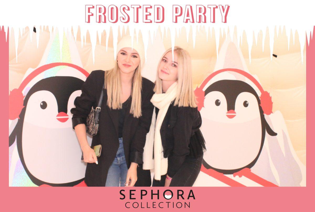 Photobooth Sephora